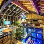 Discover the largest luxury chalet in Val d'Isere