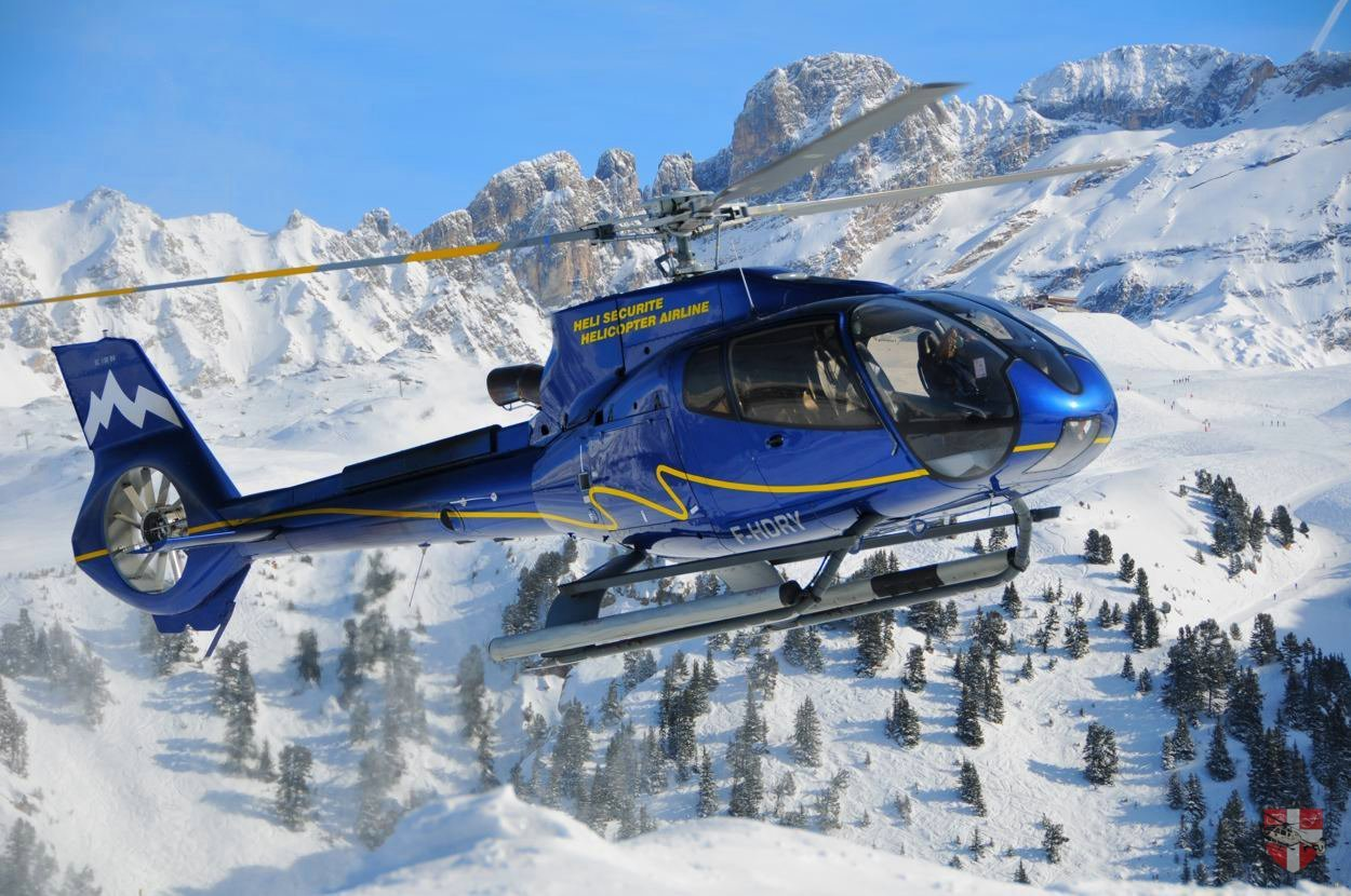 Heli Securite off-piste pleasures