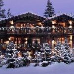 A Glimpse Inside a Luxury Ski Chalet – Chalet Le Petit Chateau