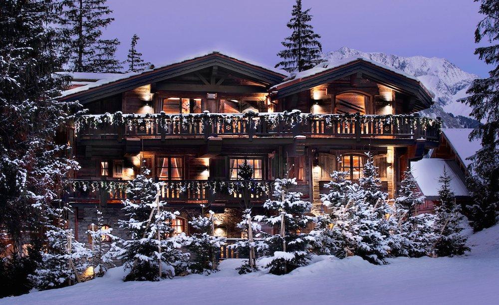 A Glimpse Inside a Luxury Ski Chalet - Chalet Le Petit Chateau