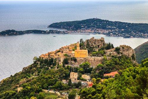 Eze helicopter transfer Monaco