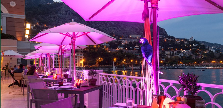 10 best terrace restaurants in Monaco heli securite